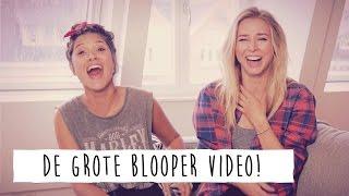 De grote blooper video van Rachel & Diana!