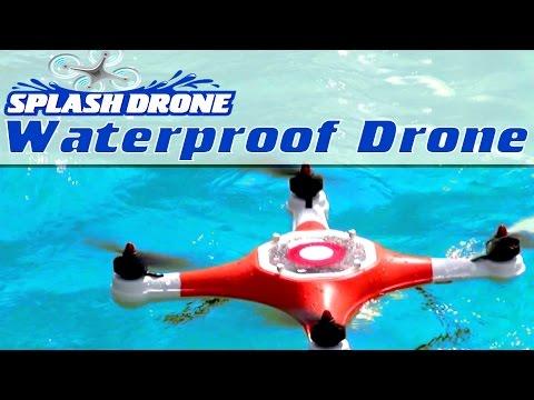 Adelaide drone Uav splash drone