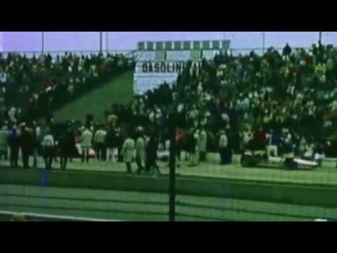 Indianapolis 500 Car Race track 1967 vintage film rare footage