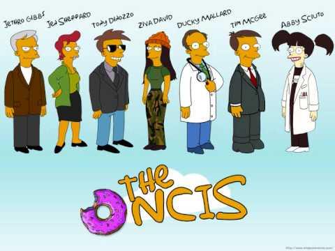 NCIS full theme song