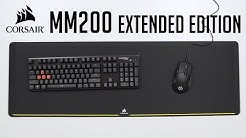 Corsair MM200 Extended Edition Gaming Pad | Quick Look