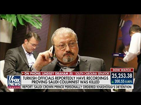 Graham: If Saudi Arabia Killed Jamal Khashoggi, It Will 'Destroy' Relationship With US