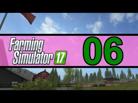 Let's Play Farming Simulator 17 | Ep. 6 - In West Philadelphia...