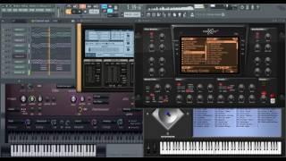 Modern Talking - Atlantis Is Calling (S.O.S. for Love) FL Studio remix