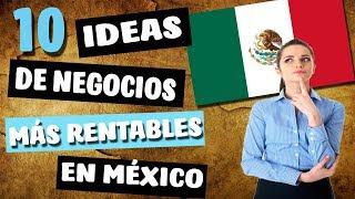Las 10 Ideas de Negocios Más Rentables en México 2018 |