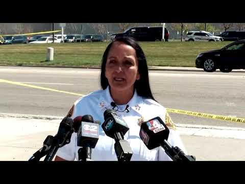 Two sheriff's deputies shot in Utah