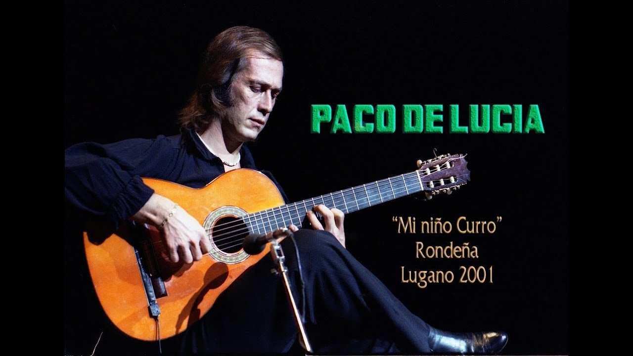 concert report paco de lucia and The paco de lucia project comes to the zoellner arts center on sunday night the band's composition resembles de lucia's touring band before he passed away.
