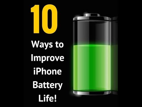 iphone battery life how to improve iphone battery ios 8 iphone 6 iphone 11640