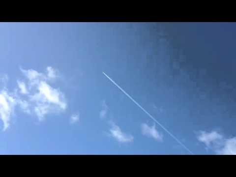 Aerosol dump geo engineering