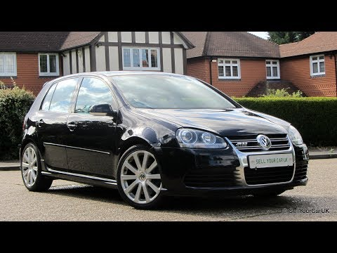 Selling - 2007 VW Golf R32 3.2 V6 4 Motion DSG, Low Miles, Great Condition