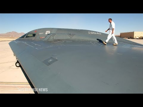 Here's why the B-2 Bomber Still One of the Most Feared Aircraft in the Sky