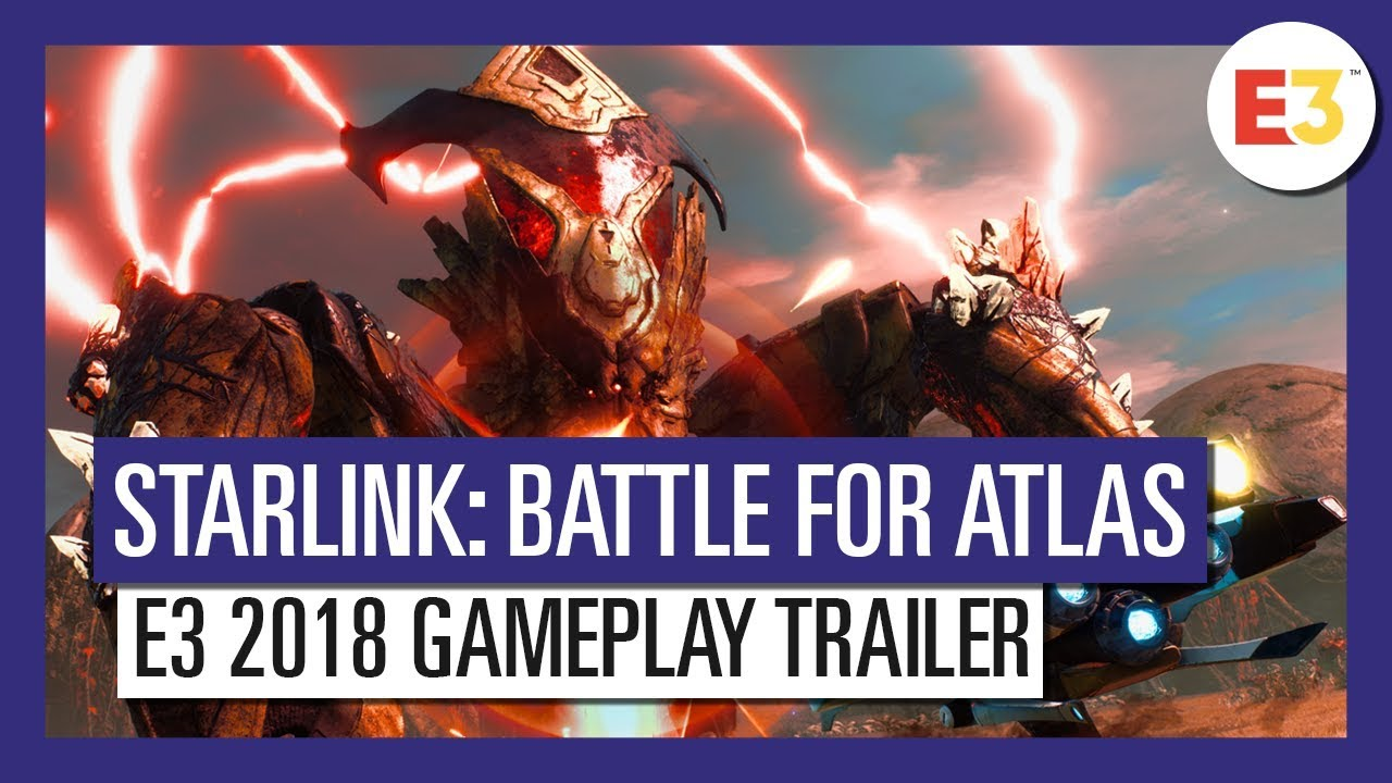 Game preview: Starlink: Battle For Atlas is set to be a