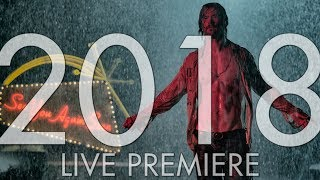 My Top 2018 Movies Live Premiere Event TONIGHT!