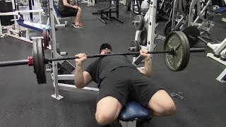 Fitness Over 40 - Using Paused Reps With Heavy Weight