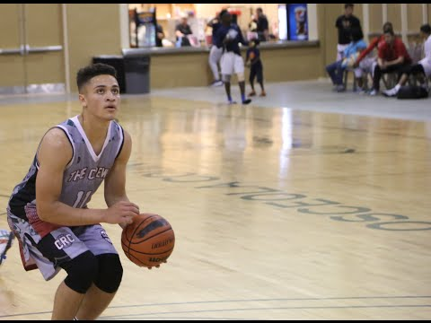 2018 Jacob Smith gets BUCKETS... CaliHoop Summer Mix