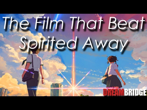 The Film That Beat Spirited Away - Your Name Video Review streaming vf