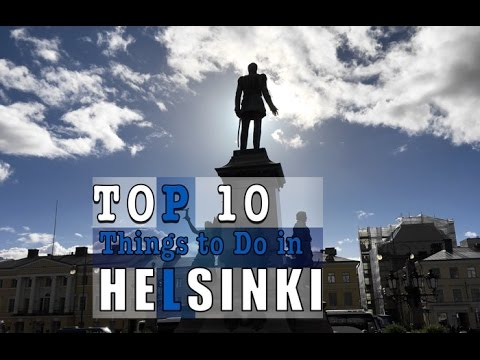 HELSINKI, FINLAND: Top 10 Things to Do - Vacation TRAVEL GUIDE