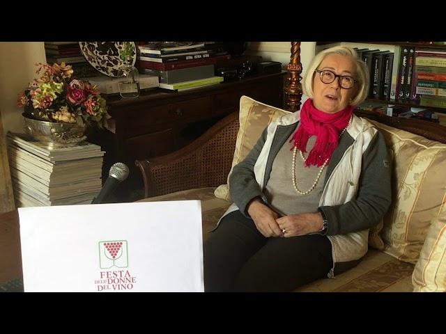 Donatella Cinelli Colombini e il vino