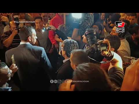 وزير الرياضة يستقبل بعثة أوليمبياد الأرجنيتن في المطار وسط هتافات: «أبطال مصر»  - 05:53-2018 / 10 / 21