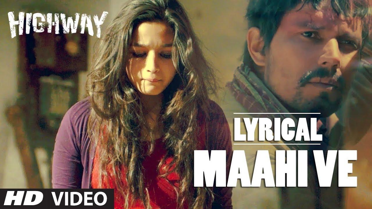 A. R. Rahman - Maahi Ve Lyrics | MetroLyrics