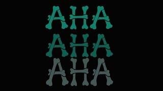 Pentatonix - Aha! (Lyric Video)