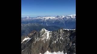 Dom 4545m summit