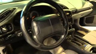 1995 Chevrolet Camaro #0028