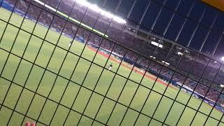 2018年7月21日 千葉ロッテマリーンズ対オリックス・バファローズ 7回裏0...