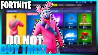Buyer Beware - NEW Fortnite Rabbit Raider Skin Glitch in Fortnite Battle Royale!