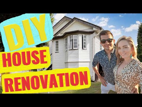 Amateurs Profit from First Property Renovation House Flipping for beginners DIY Before and After