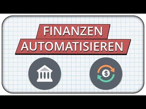 Wie ich meine Finanzen automatisiert habe - SPARTIPPS im Mehr-Konten-Modell 🏦