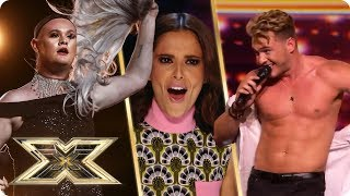 WHAT THE...?! Most SURPRISING auditions! | The X Factor UK