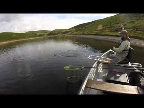 Wilds Of Wales - Fly Fishing Llyn Clywedog