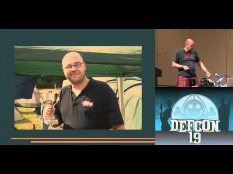 Key Impressioning by Jos Weyers @ DefCon 2011
