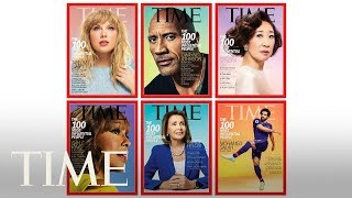 See Every 2019 Time 100 Honoree In One Minute | TIME