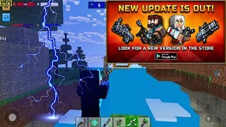 Pixel Gun 3D - New 15.9.0 Update / NEW WEAPONS / NEW MAGIC MODE AND MORE