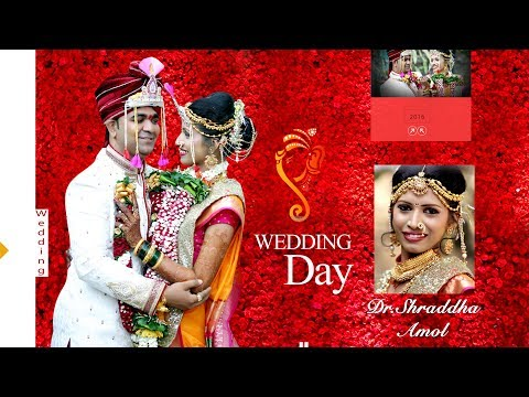 Shraddha & Amol Wedding Highlights- Lakhan Tandel Photography