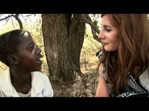 Jessi in Kenya