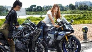 Khi Con Gái Cũng Đam Mê Moto PKL | Minh Motor