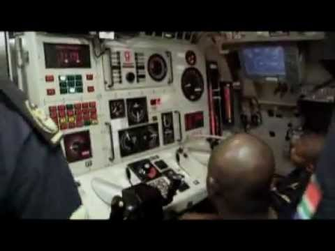 Submarine dive!.flv