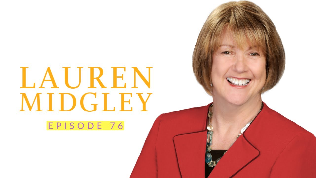 76| Lauren Midgley: Productivity Strategist & Author 1