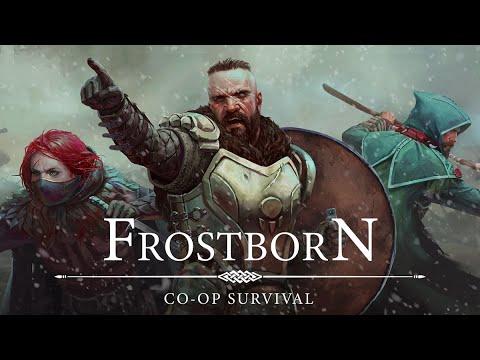 프로스트본: 협동 생존 게임