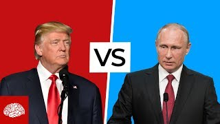 Donald Trump vs. Wladimir Putin