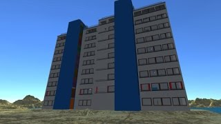Empty Building Simulator Game Review