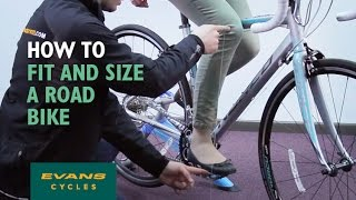 How to fit and size a road bike
