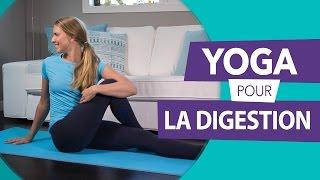 Yoga pour la digestion avec Virginie Duval