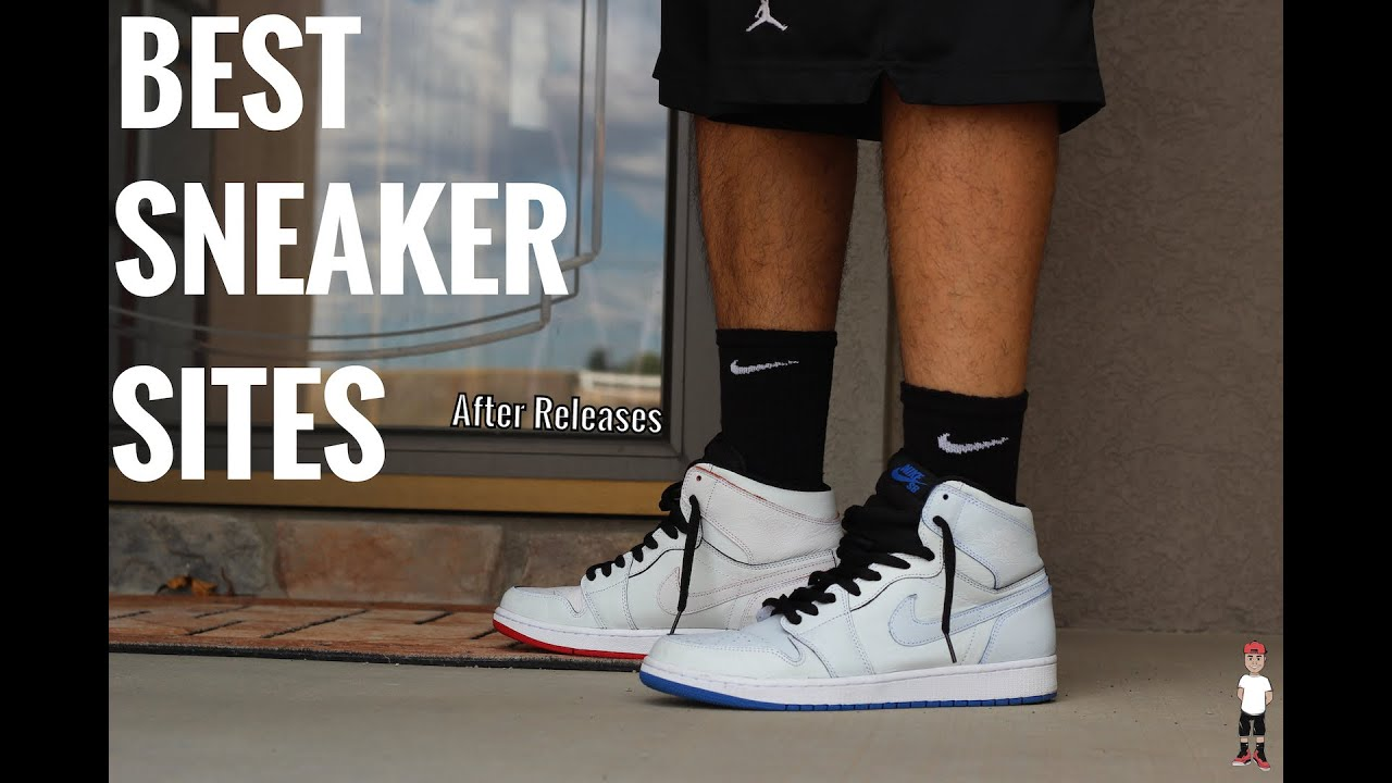 The Best Places To Buy Sneakers! - YouTube