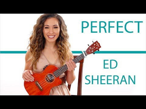 Perfect by Ed Sheeran - Ukulele Tutorial with Fingerpicking and Play Along