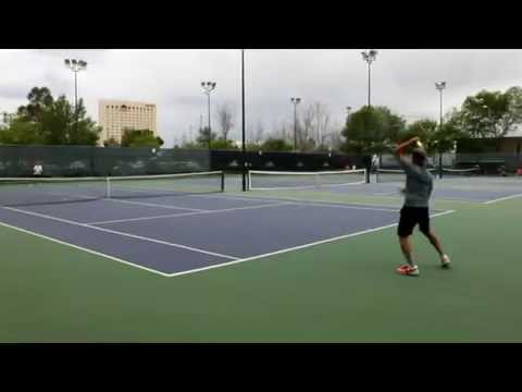 Alan De Santiago College Tennis Recruiting