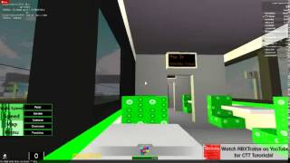 Roblox CTT 6 Blue Line From TeaVille To Central Train Station